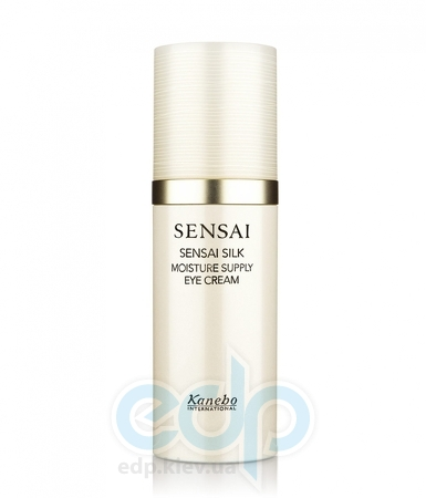 Kanebo Крем для глаз - Sensai Silk Moisture Supply Eye Cream - 15 ml