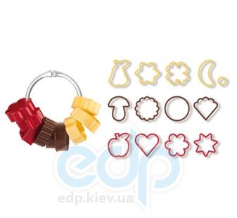Tescoma - Delicia Традиционные формочки для печенья 13 штук (арт. 630900)
