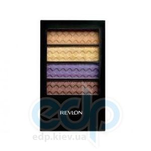 Revlon - Тени для глаз стойкие 12 часов - Colorstay 12 hour eyeshadow Quad - №20 Закат - 4.8 g