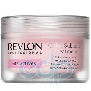 Revlon Professional - Interactives Color Sublime Treatment Крем для окрашенных волос - 750 ml