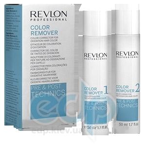 Revlon Professional Color Remover - Средство для снятия искусственного цвета волос и для препигментации - 2x50 ml