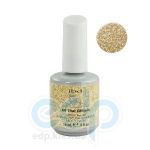 ibd - Just Gel Polish - All That Glitters Золотые блестки. № 540 - 14 ml