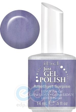 ibd - Gel Polish - Amethyst Surprise Темно-сиреневый, перламутр. № 546 - 14 ml