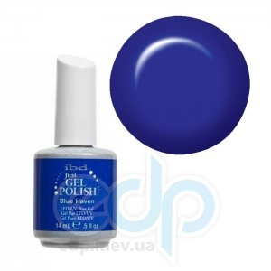 ibd - Just Gel Polish - Blue Haven Синий электрик, глянец. № 532 - 14 ml