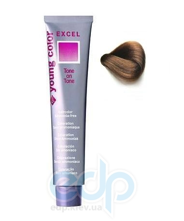 Краска для волос Revlon Professional - Young Color Excel №7 Blonde/Блонд - 70 g