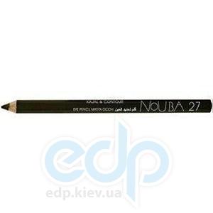 Контурный карандаш для глаз NoUBA -  Kajal and Contour Eye Pencil №27
