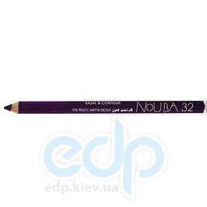 Контурный карандаш для глаз NoUBA -  Kajal and Contour Eye Pencil №32