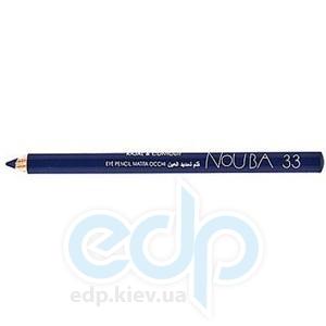 Контурный карандаш для глаз NoUBA -  Kajal and Contour Eye Pencil №33