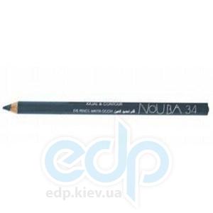 Контурный карандаш для глаз NoUBA -  Kajal and Contour Eye Pencil №34