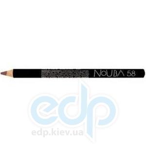 Карандаш для губ NoUBA -  №58 (brk_02258)
