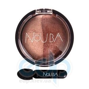 Двойные тени для век NoUBA -  Double Bubble № 28