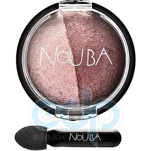 Двойные тени для век NoUBA -  Double Bubble № 80