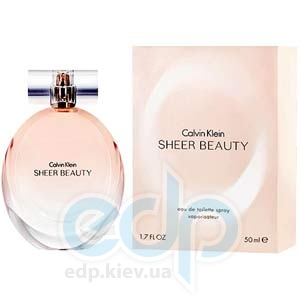 Calvin Klein Sheer Beauty - туалетная вода - 100 ml