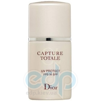 Christian Dior -  Face Care Capture Totale UV Protect FPS 35 SPF -  50 ml