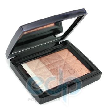 Пудра компактная Christian Dior -  Diorskin Shimmer Star Pressed Powder №002 Amber Diamond/Сверкающий янтарь