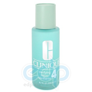 Clinique -  Face Care Clarifying Lotion №4 -  200 ml
