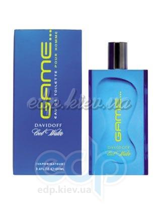 Davidoff Cool Water GAME men - туалетная вода - 100 ml