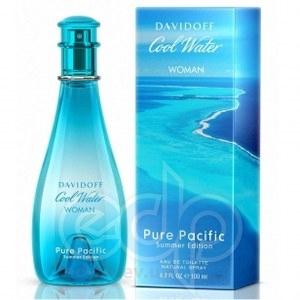 Davidoff Cool Water Summer Pure Pacific Women - туалетная вода - 100 ml TESTER