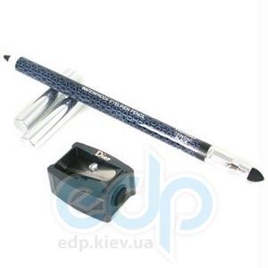 Карандаш для глаз водостойкий Christian Dior -  Crayon Eyeliner Waterproof №094 Trinidad Black