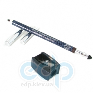 Карандаш для глаз водостойкий Christian Dior -  Crayon Eyeliner Waterproof №594 Intense Brown