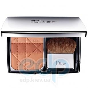 Крем-пудра компактная Christian Dior -  Diorskin Nude №040 Caramel Dore TESTER