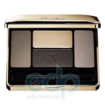 Тени для век Guerlain -  Ecrin 4 Couleurs Long Lasting Eyeshadows №06 Les Fumes