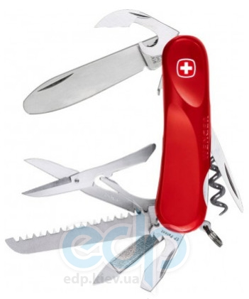 Wenger - Армейский нож Junior красный (арт. 1.563.59.300)