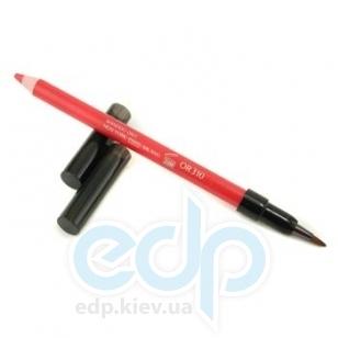 Карандаш для губ Shiseido - Smoothing Lip Pencil  №OR 310 Tangelo