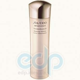 Shiseido -  Face Care Benefiance Wrinkle Resist 24 Balancing Softener - 150 ml
