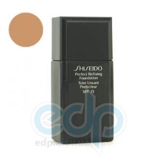 Тональный крем Shiseido - Perfect Refining Foundation SPF 15 №160 Natural Deep Ivory