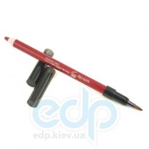 Карандаш для губ Shiseido - Smoothing Lip Pencil №RD 609 Chianti