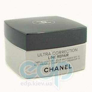 Chanel -  Ultra Correction Line Repair Day Cream SPF15 Comfort Texture -  15 ml