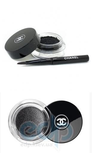 Тени для век компактные Chanel -  Illusion D'Ombre №85 Mirifique/Переливающийся черный