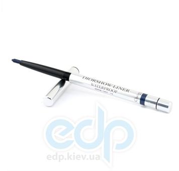 Подводка для глаз Christian Dior  - DiorShow Liner Waterproof 098 Carbon /черный