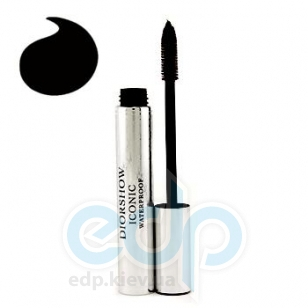 Тушь для ресниц Christian Dior -  Diorshow Iconic Waterproof №090 черная