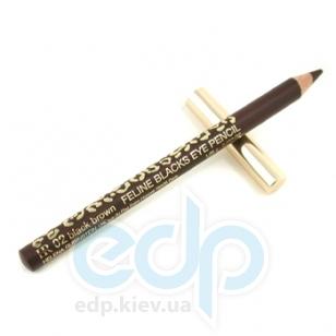 Карандаш для век Helena Rubinstein -  Feline Blacks Eye Pencil №02 Black Brown