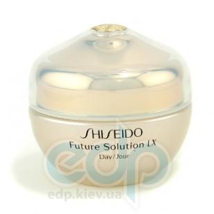 Shiseido -  Face Care Future Solution LX Daytime Protective Cream SPF15 -  50 ml