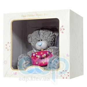 Teddy MTY (мишки) Копилка MTY (Me To You) -  мишка с розовой сумочкой (в коробке) (арт. G01Q0362)