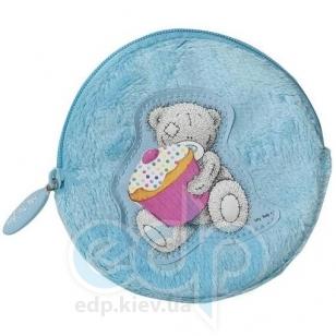 Teddy MTY (мишки) Кошелек MTY (Me To You) -  для монет (голубой) (арт. G01Q0517)