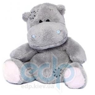 Teddy MTY (мишки) Друзья мишек Teddy Blue Nose -  плюшевый бегемот 10 см (арт. G73W0004)