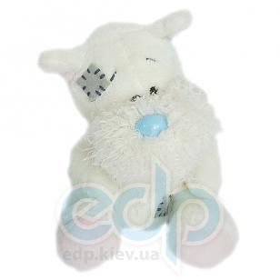 Teddy MTY (мишки) Друзья мишек Teddy Blue Nose -  плюшевый щенок терьера 10 см (арт. G73W0005)