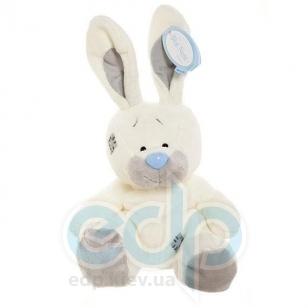 Teddy MTY (мишки) Друзья мишек Teddy Blue Nose -  плюшевый кролик 20 см (арт. G73W0025)