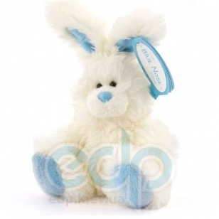 Teddy MTY (мишки) Друзья мишек Teddy Blue Nose -  плюшевый кролик 10 см (арт. G73W0057)