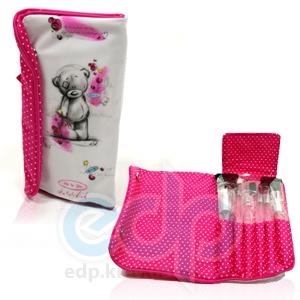 Teddy MTY (мишки) Косметичка MTY (Me To You) -  раскладная с кисточками для нанесения макияжа (арт. G91Q0039)