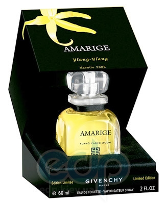 Givenchy Amarige Ylang Ylang de Mayotte - туалетная вода - 60 ml