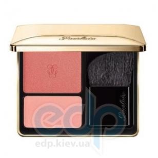 Румяна Guerlain -  2-х цветные компактные Rose aux Joues №02 Chic Pink  TESTER