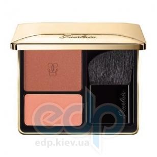 Румяна Guerlain -  2-х цветные компактные Rose aux Joues №05 Golden High  TESTER