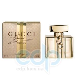 Gucci Premiere Eau de Parfum -  Набор (парфюмированная вода 75 + лосьон-молочко для тела 100 + mini 7.4  ml)