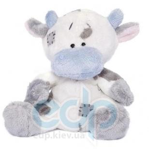 Teddy MTY (мишки) Друзья мишек Teddy Blue Nose -  плюшевый бычок 10 см (арт. GYW1335)