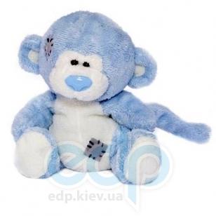Teddy MTY (мишки) Друзья мишек Teddy Blue Nose -  плюшевая обезьянка 10 см (арт. GYW1573)
